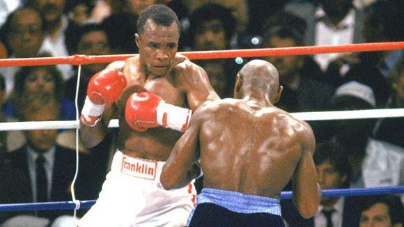 "Ray Leonard….""Sweet as Sugar"""